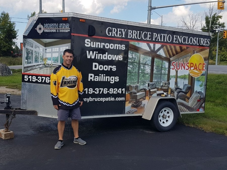 Grey Bruce Patio Enclosures - Rick Corbett